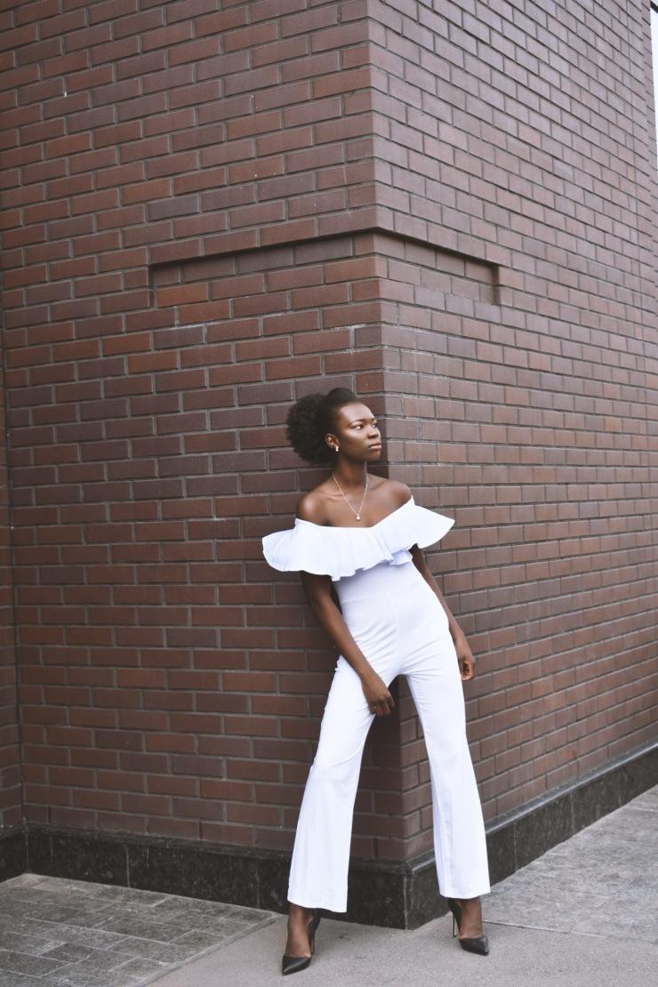 white apparel