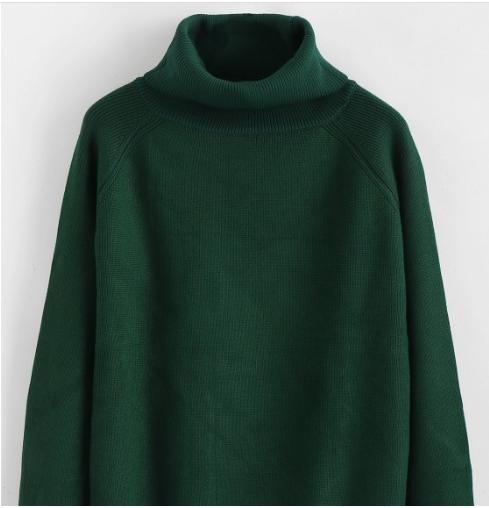 sweater green